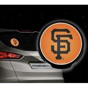 San Francisco Giants MLB Light Up Powerdecal Sports