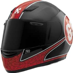 SparX Lucky 69 S 07 Special Edition On Road Racing Motorcycle Helmet