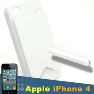 [Aftermarket Product] Apple iPhone 4 S Case Cover With Card Holder