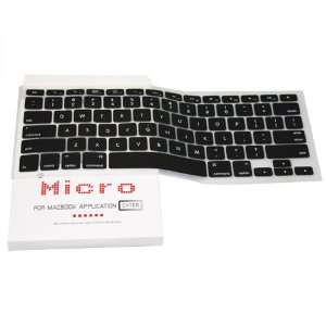 Silicone Keyboard Cover for Aluminum Unibody Macbook Pro 13 15 17
