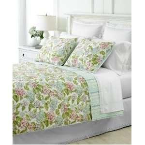 Martha Stewart Hydrangea Blossom Full/Queen Quilt