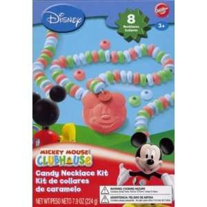 Wilton Mickey Mouse Candy Necklace Kit 2104 4441 Home