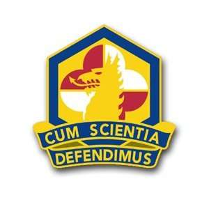 United States Army Chemical and Biological Defense Command Unit Crest