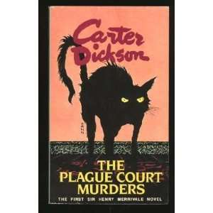 The Plague Court Murders (Library of crime classics