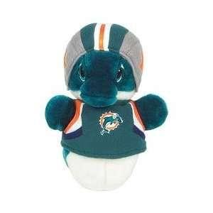 Miami Dolphins Large Plush NFL Team Mascot Toy 12 Sports