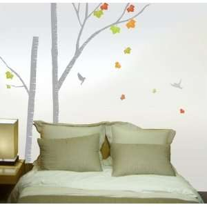 Tree Peel & Stick Wall Mural Deco STICKER ECO 036