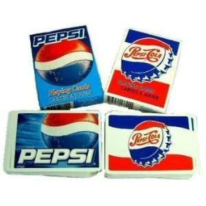 Pepsi Cola 376188 Pepsi Playing Cards  Case of 36: Toys