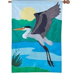Premier Designs 28 In Flag   Majestic Heron Toys & Games