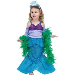 Little Mermaid Princess Toddler Costume Toys & Games