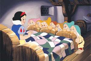 Snow White and the Seven Dwarfs Collectors Edition (DVD + Book) [Blu