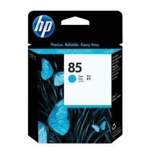 Hewlett Packard 85 Printhead Cyan Popular High Quality