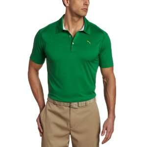 Puma Mens Golf Tech Polo