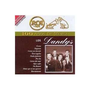 CD POPULAR 100 ANOS DE MUSICA LOS DANDYS [Double CD, Import]
