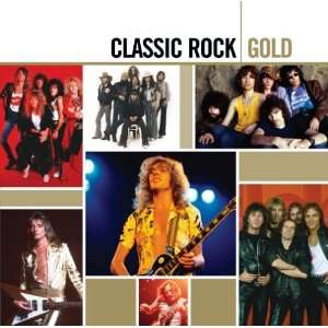 Classic Rock Gold Various Artists Music