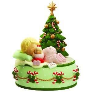 Musical Tune O Christmas Tree Rotating Musical