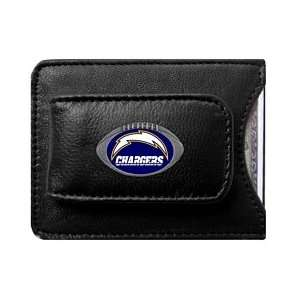 San Diego Chargers NFL Credit Card/Money Clip Holder