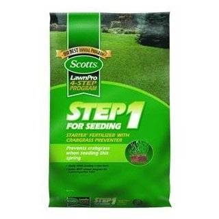 Scotts LawnPro Step 1 Crabgrass Preventer Plus Lawn Fertilizer   14 lb