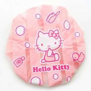 Hello Kitty Shower Cap Stripes Toys & Games