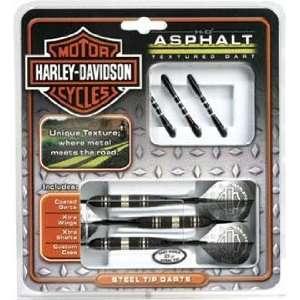 Harley Davidson Asphalt Steel Tip 23 Gram Darts