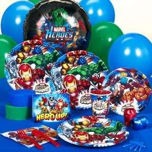 Marvel Super Hero Squad Standard Party Pack Health