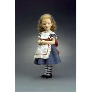 R John Wright Collectible Dolls   Alice In Wonderland