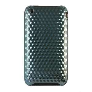 CASETRONICS Dark Green Hard Shell Case for Apple iPhone 3G