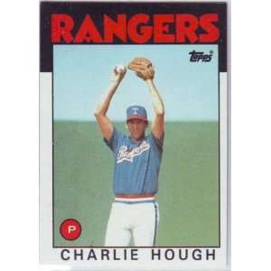 1986 Topps Texas Rangers Complete Team Set (28 Cards)