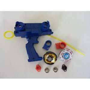 Launcher Beyblade Exclusive Metal Fusion Super Flawless Combined Toys