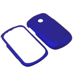 On Case for Tracfone, Net 10 LG 800G  Blue: Cell Phones & Accessories