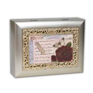 Music Jewelry Box For Valentines Day From Cottage Garden
