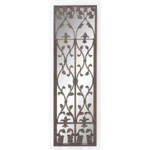 Classy Metal Wall Mirror Decor