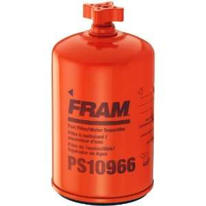 PS10966 Heavy Duty Spin On Fuel and Water Seperator Filter with Drain