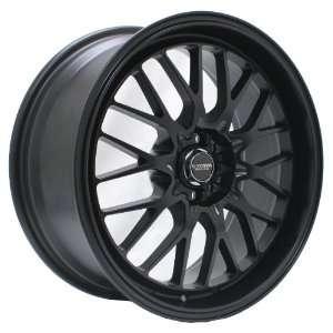 Kyowa Racing 628 Evolve Flat Black Wheel with Painted Finish (19x9.5