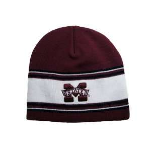 Mississippi State University Knitted Winter Beanie Cap Hat