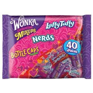 Wonka Mix Ups Valentines Day Treat Size Bag, 18.7 Ounce Bags(80 pieces