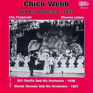 Orchestras of 1936 1937 Chick Webb, Bill Challis, Woody Herman Music