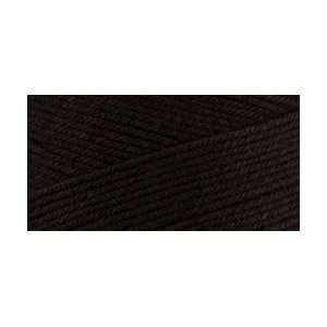 Caron Natura Yarn Black 1982 0007; 6 Items/Order Arts