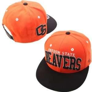 Zephyr Oregon State Beavers Super Star Adjustable Hat Adjustable