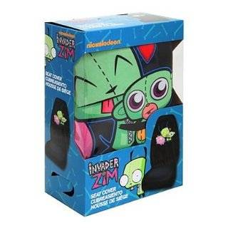 Invader Zim Flying Animation Character Vinyl Decal Bumper Sticker 4x5