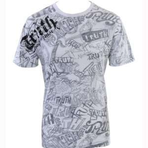 Truth Soul Armor Concert Tee Tee Shirt Size Large
