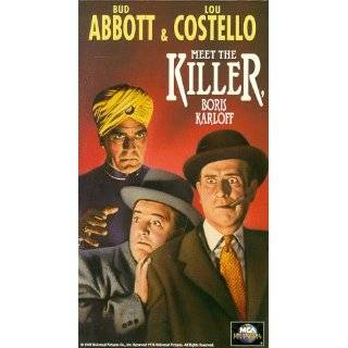 : Abbott & Costello Meet Frankenstein [VHS]: Bud Abbott, Lou Costello