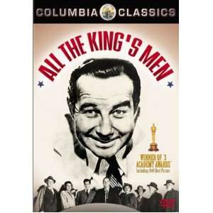 All the Kings Men Broderick Crawford, John Ireland