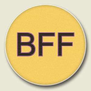 BFF Best Friends Forever Single Auto Coaster:  Kitchen