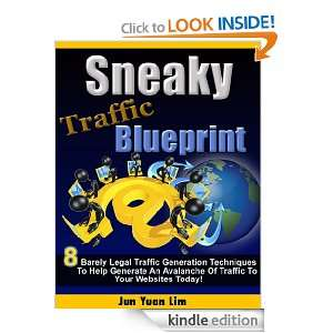Sneaky Traffic Blueprint 8 Barely Legal Traffic Generation