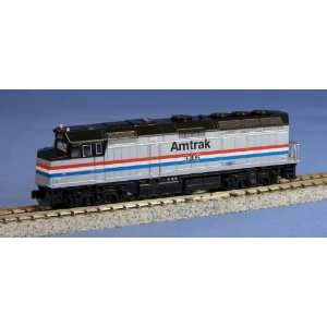 Amtrak #346 (Phase III Scheme, Silver, Red, White, Clue): Toys & Games