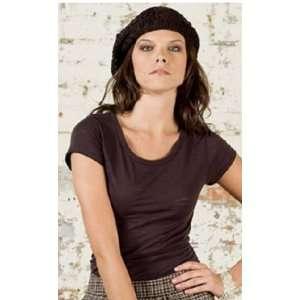 Burnout Tee Ladies Girls Burnout Short Sleeve Top Very