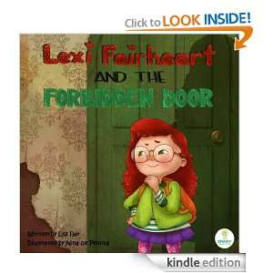 Lexi Fairheart and the Forbidden Door: Lisl Fair, Nina de Polonia