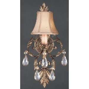 Fine Art Lamps 163150, Midsummer Nights Dream Wall Sconce Lighting, 1