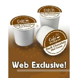 Green Mountain Coffee Roasters Gourmet Single Cup Dark Chocolate Hot