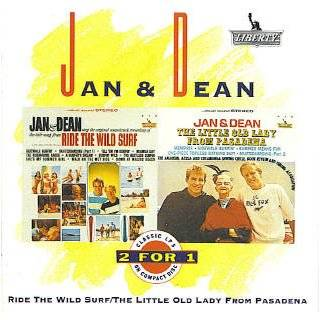 Jan & Dean Take Linda Surfin / Ride Wild Surf: Jan & Dean